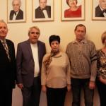 Николай Заузолков. ФОРУМ-2014  «ЕДИНСТВО МУЗ - НАРОДОВ ЕДИНЕНИЕ»