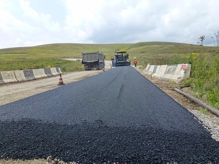 От Кисловодска до Эльбруса теперь всего 72 км по новой трассе