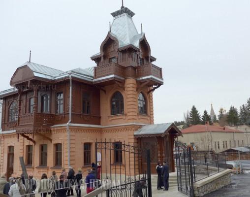 Центр Солженицына в Кисловодске станет очагом культуры всей России
