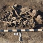 Археологи представили журналистам уникальные находки