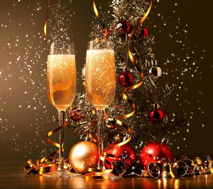 К наступившему Новому году