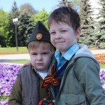 Главный праздник страны прошел в Кисловодске под девизом: «Никто у нас войны забыть не сможет»