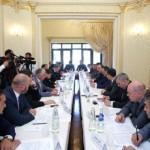 Полпред провел заседание комиссии при Общественном совете СКФО по вопросам религии