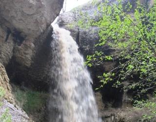 Около Кисловодска найден самый высокий на Ставрополье водопад