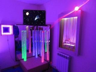 На Ставрополье появилась сенсорная комната для особенных детей