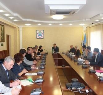 АДМИНИСТРАЦИЯ СООБЩАЕТ: Новый состав экологического совета Кисловодска собрался на первое заседание