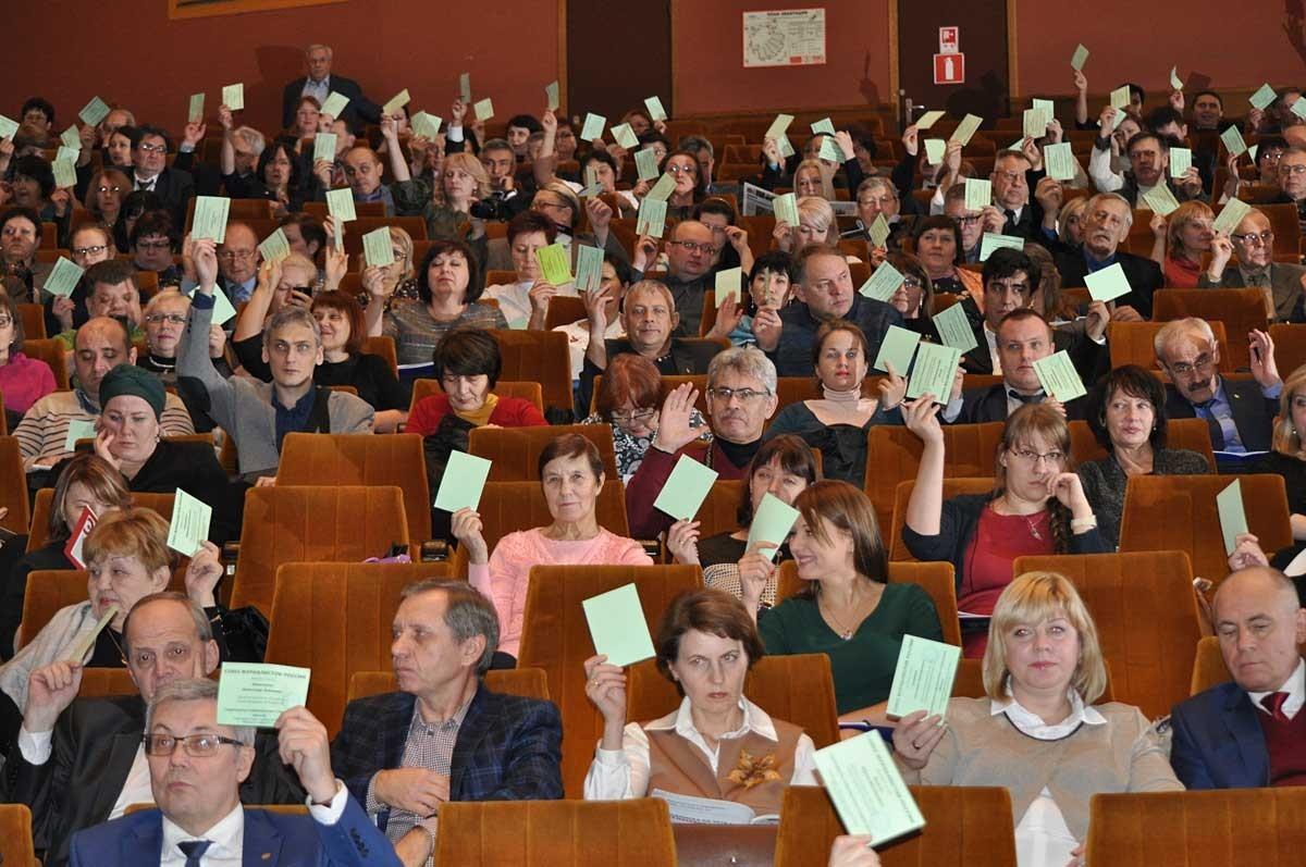 СЪЕЗД СОЮЗА ЖУРНАЛИСТОВ РОССИИ: КУРС НА ОБЪЕДИНЕНИЕ И ПОВЫШЕНИЕ СТАТУСА ПРОФЕССИИ
