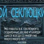 Секлюцкий В.