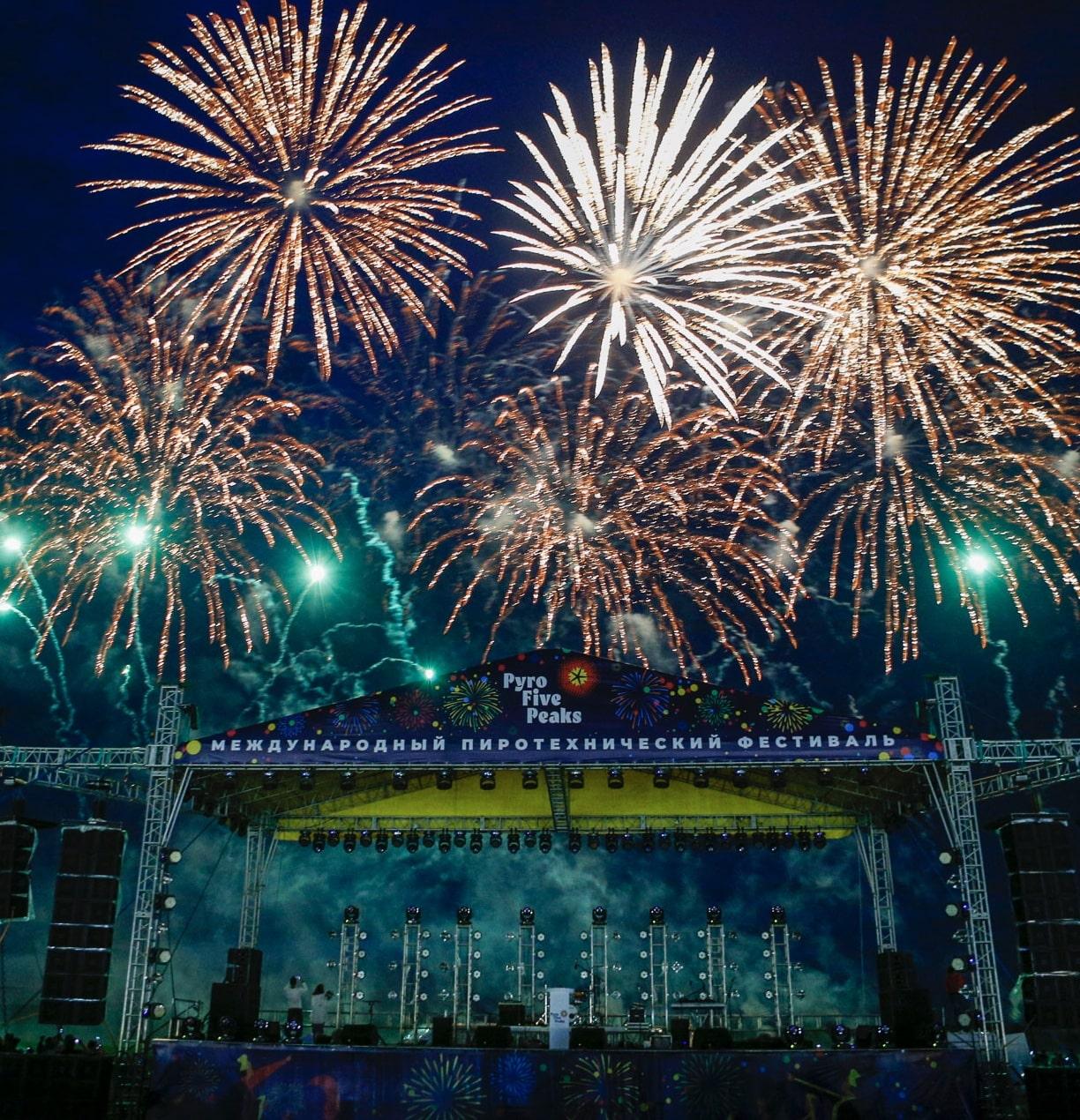 К МЕЖДУНАРОДНОМУ ФЕСТИВАЛЮ ФЕЙЕРВЕРКОВ-2020 ПОД ПАРКОВКУ ВЫДЕЛЯТ 19 ГА(6+)