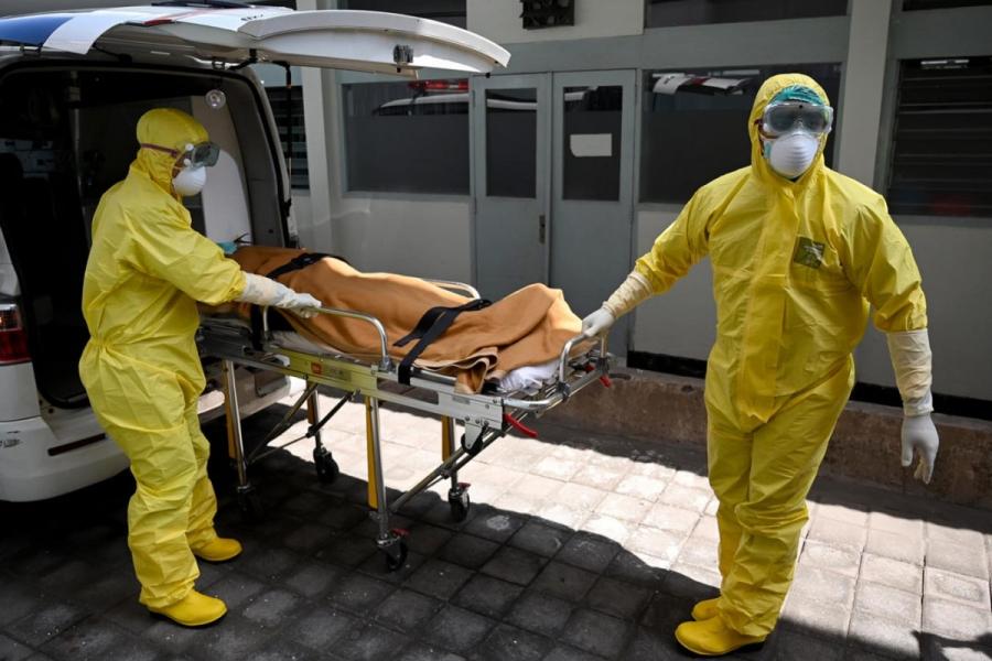 Пандемия COVID-19. 12 июля