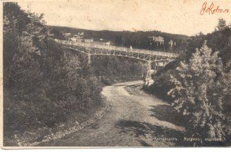 В историческом центре Кисловодска приступили к реставрации старинных мостов: Вздохов и Уединения