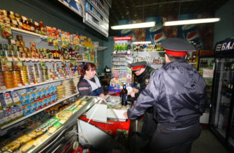 Полиция призывает к борьбе с криминалом на алкогольном рынке