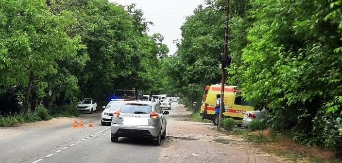 В Пятигорске в ДТП погиб пешеход(12+)