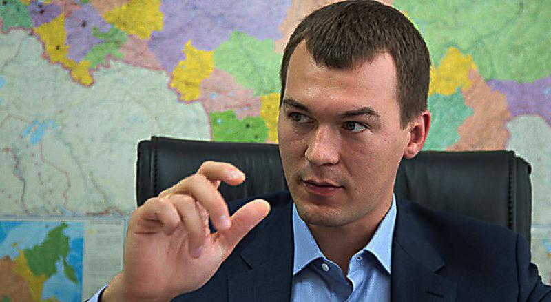 Отстраненного от должности Сергея Фургала сменил депутат ГД от ЛДПР Михаил Дегтярев