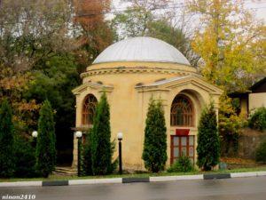 В Кисловодске открывается  доступ к нарзанным источникам