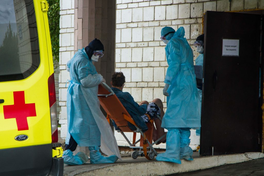 Пандемия COVID-19. 19 июля