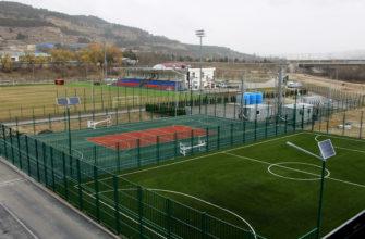 Единый спортивный кластер откроется в Кисловодске к началу сентября