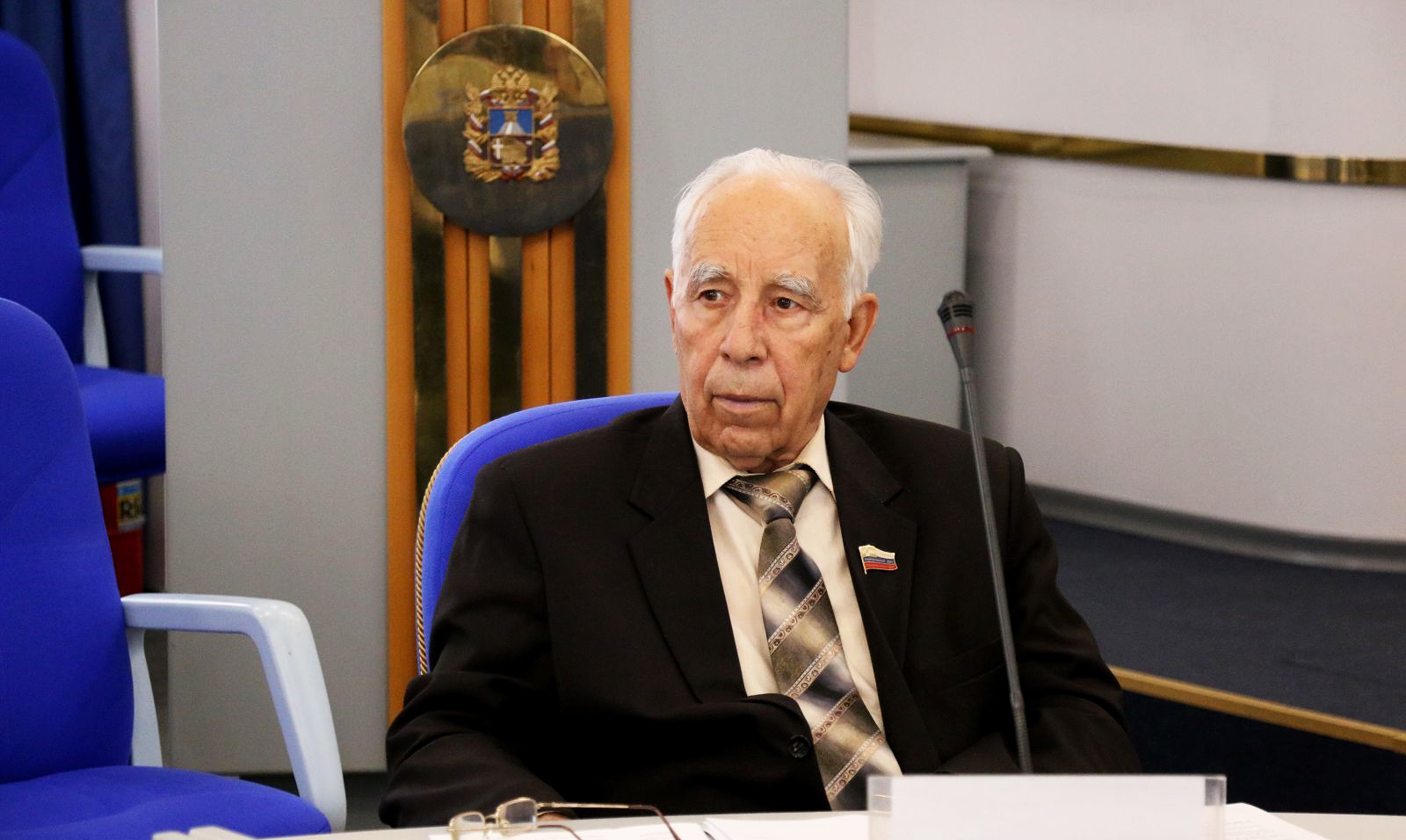 Из жизни ушел председатель Совета ветеранов Ставрополья