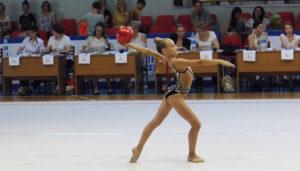 Спорт на Ставрополье: в приоритете - художественная гимнастика