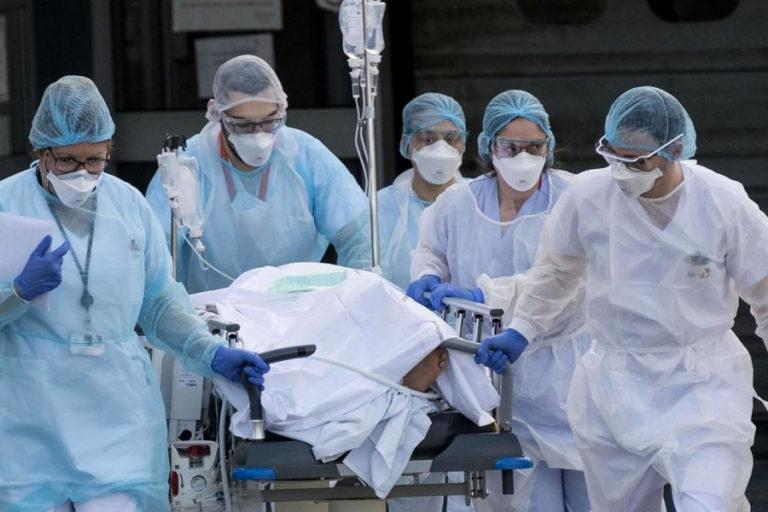 Пандемия COVID-19. 25 июля