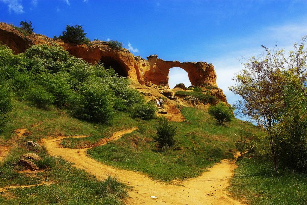 Окрестности Кисловодска. Гора Кольцо и связанная с ним легенда
