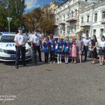 В центре внимания – дети! В преддверии учебного года автоинспекторы Кисловодска проводят профилактические акции, посвященные детской безопасности