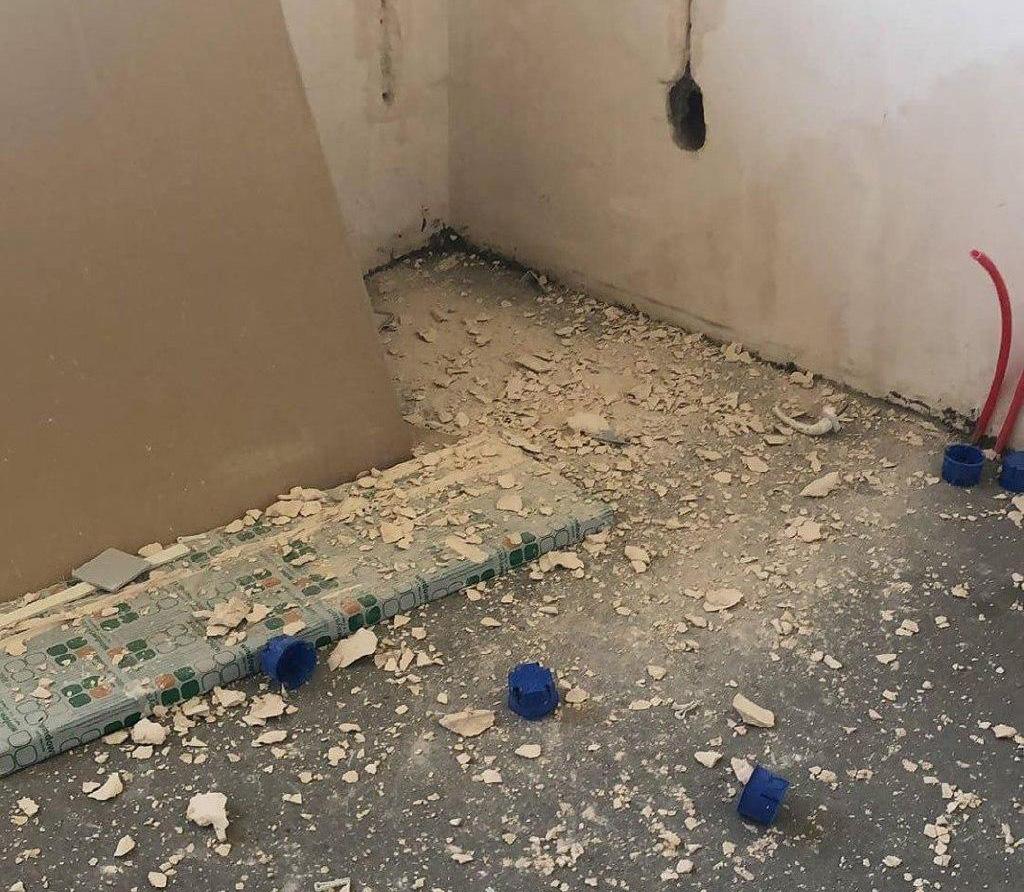 В пригороде Ессентуков грабят недостроенный дом, охранять который некому