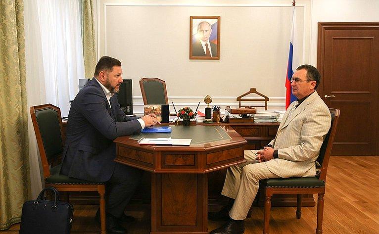 Николай Федоров: Совет Федерации уделяет особое внимание развитию Кисловодска