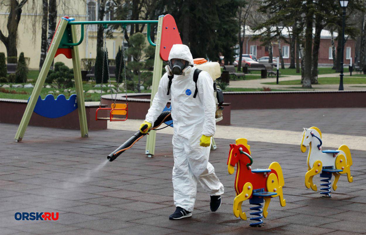 Пандемия COVID-19. 9 августа