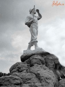 """Альпинисты ушли в неизвестность. Вместе с """"Никой» Память о памятниках…"""