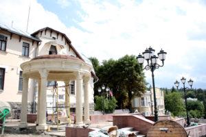 На «Малой Каскадке» обещают высадить крупномерные саженцы декоративных деревьев