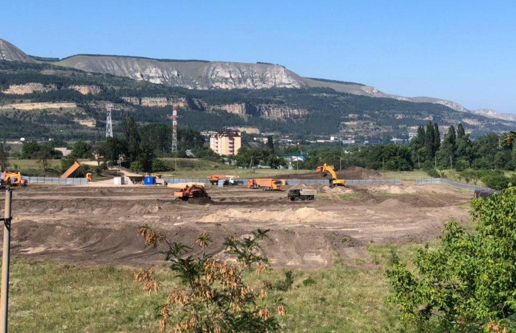 В Кисловодске началась подготовка к строительству еще одной школы - на 1000 мест