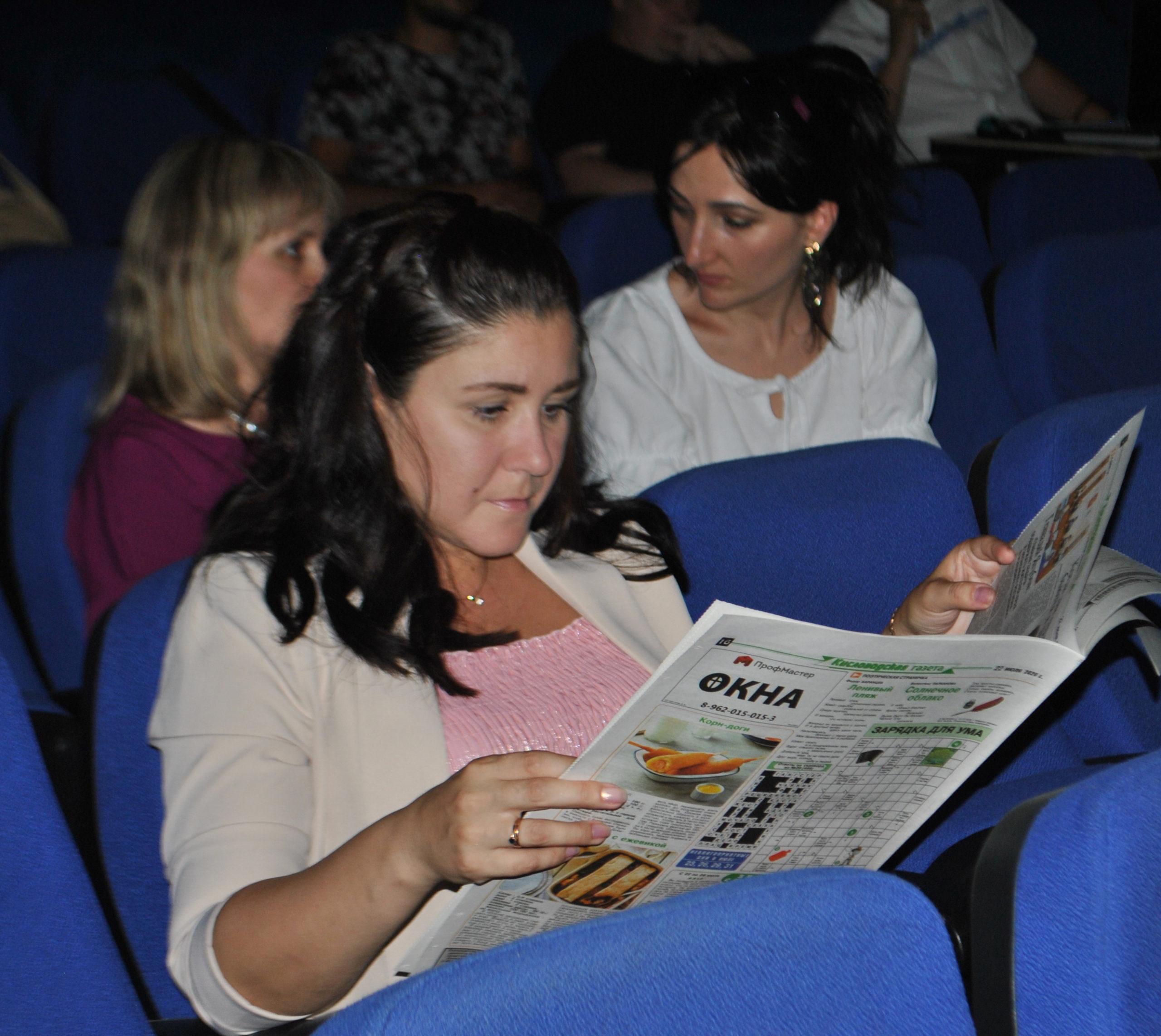 Представители более сорока российских СМИ собрались на фестиваль «Моя провинция» в Кисловодск