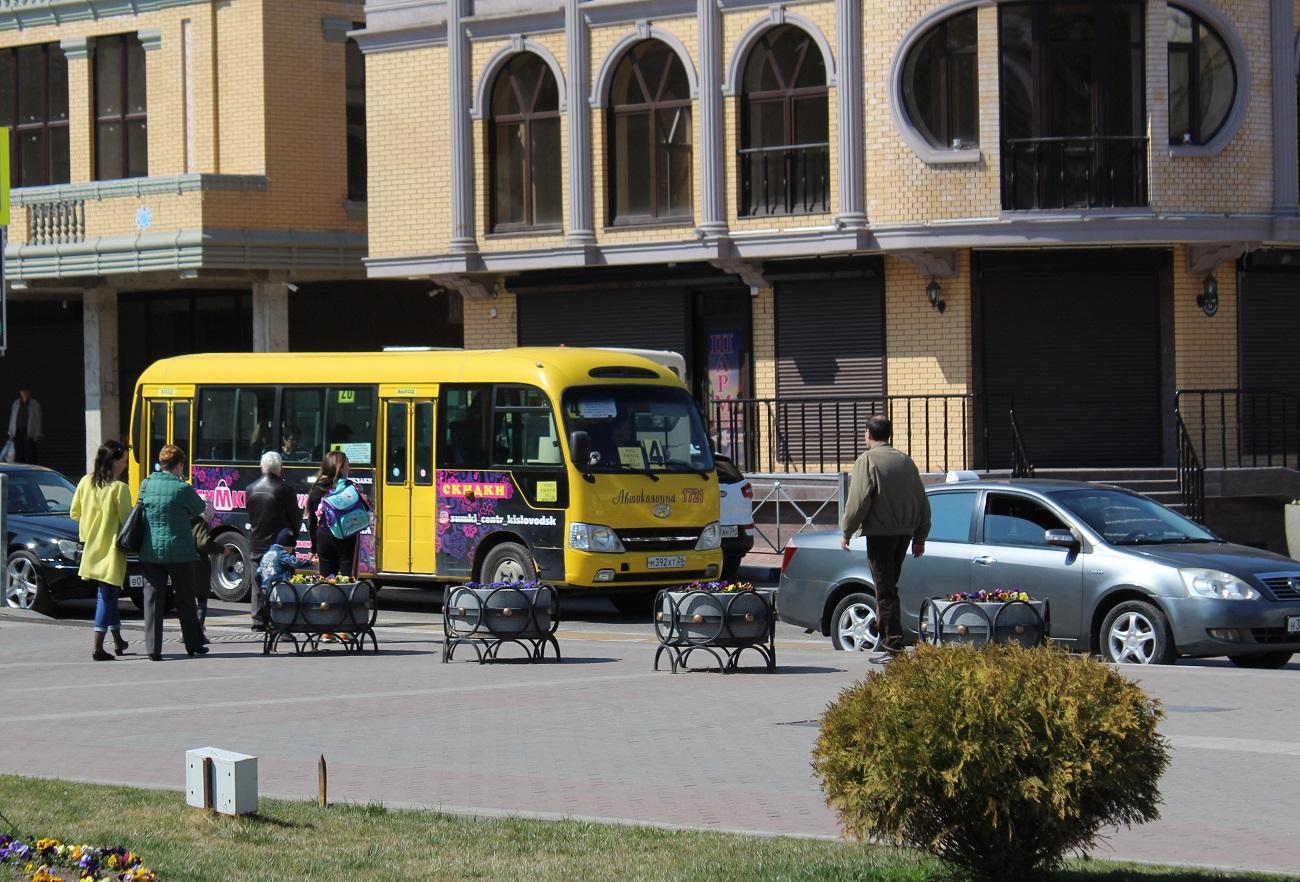 Претензии и предложения по работе общественного транспорта Кисловодска можно направить на горячую линию