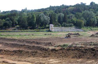 В Кисловодске дно Старого озера укрепят геомембраной