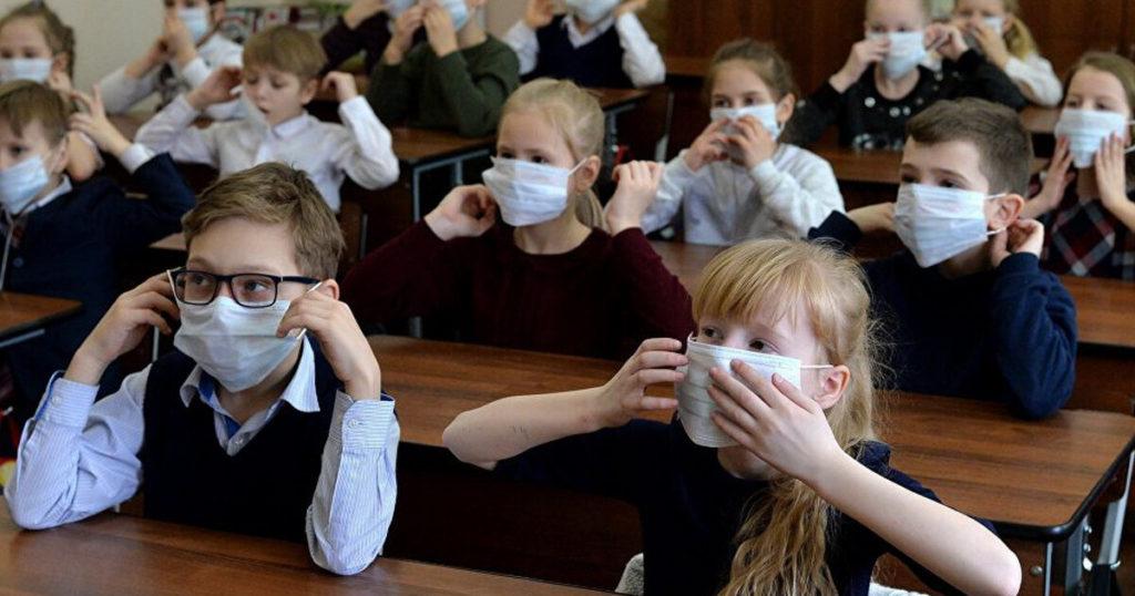 Пандемия COVID-19. 1 сентября