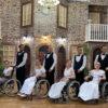 Аргентинское танго на колясках