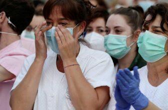 Пандемия COVID-19. 24 сентября