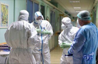 Пандемия COVID-19. 18 сентября