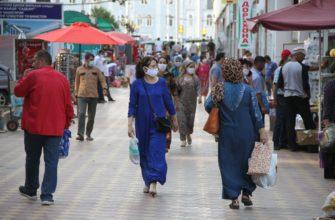 Пандемия COVID-19. 8 сентября