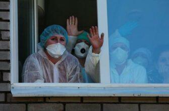 Пандемия COVID-19. 29 сентября