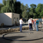 Комплекс противопожарной безопасности Кисловодского госцирка пополнится 250-кубовым водяным резервуаром
