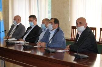 Лидеры армянской национально-культурной автономии и азербайджанской общины «АРАЗ» города Кисловодска призвали соотечественников к миру и согласию