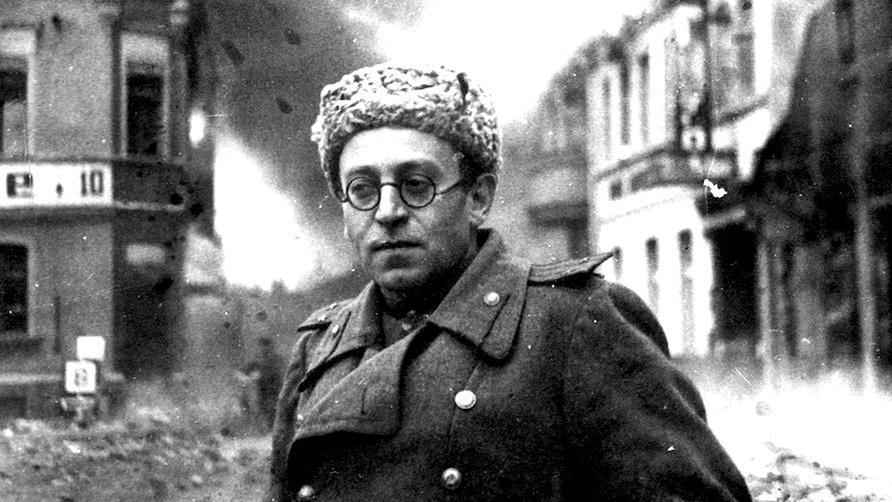 Военный Кисловодск Василия Гроссмана