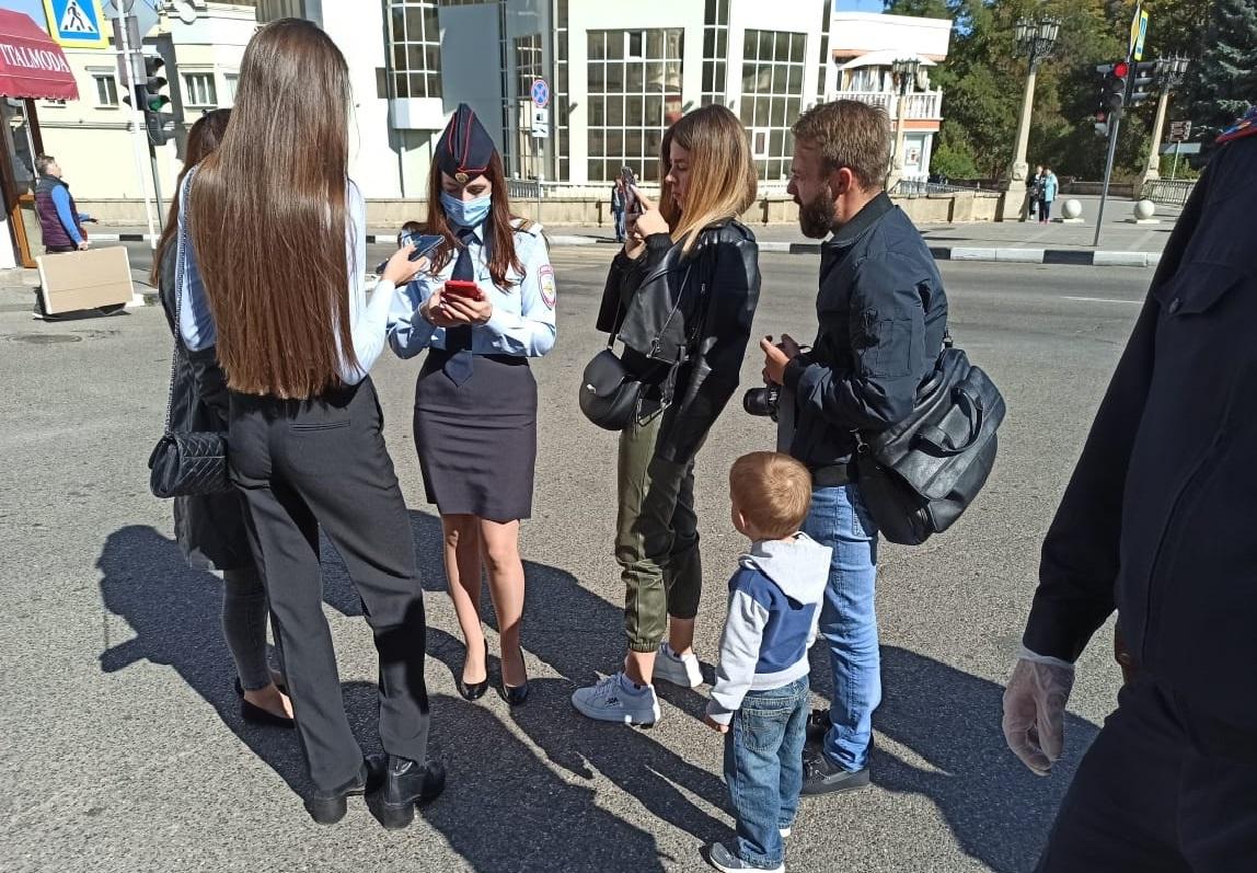 Акция ГИБДД продемонстрировала неприспособленность городских такси к перевозке детей