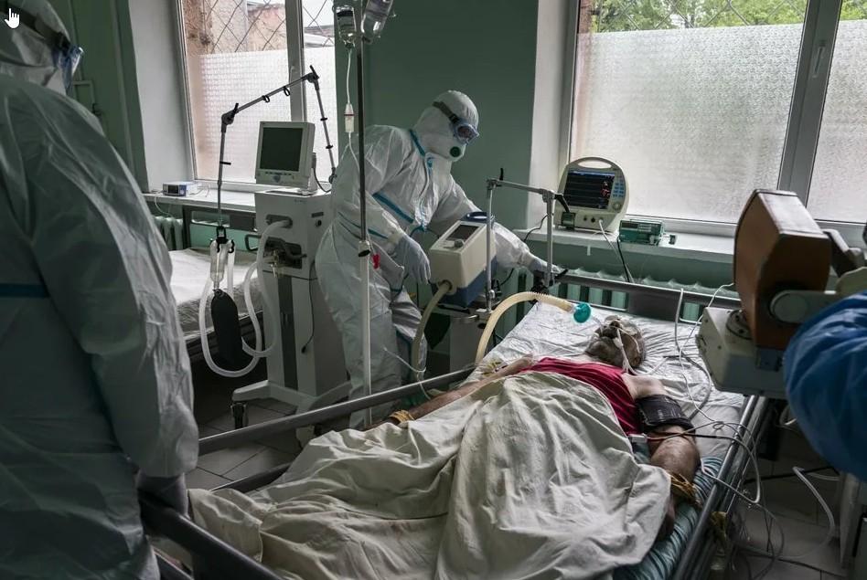 Пандемия COVID-19. 25 октября