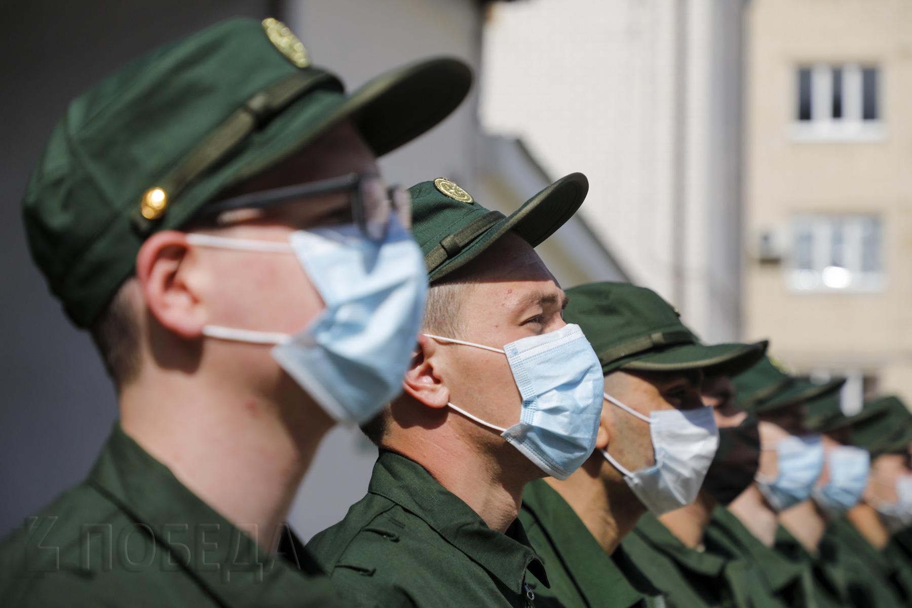 Военнослужащие Ставрополья развернут в Абхазии госпиталь для лечения от коронавируса