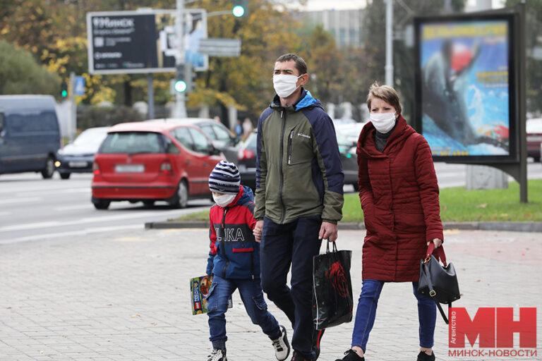 Пандемия COVID-19. 23 октября