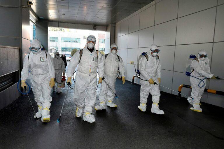 Пандемия COVID-19. 7 октября