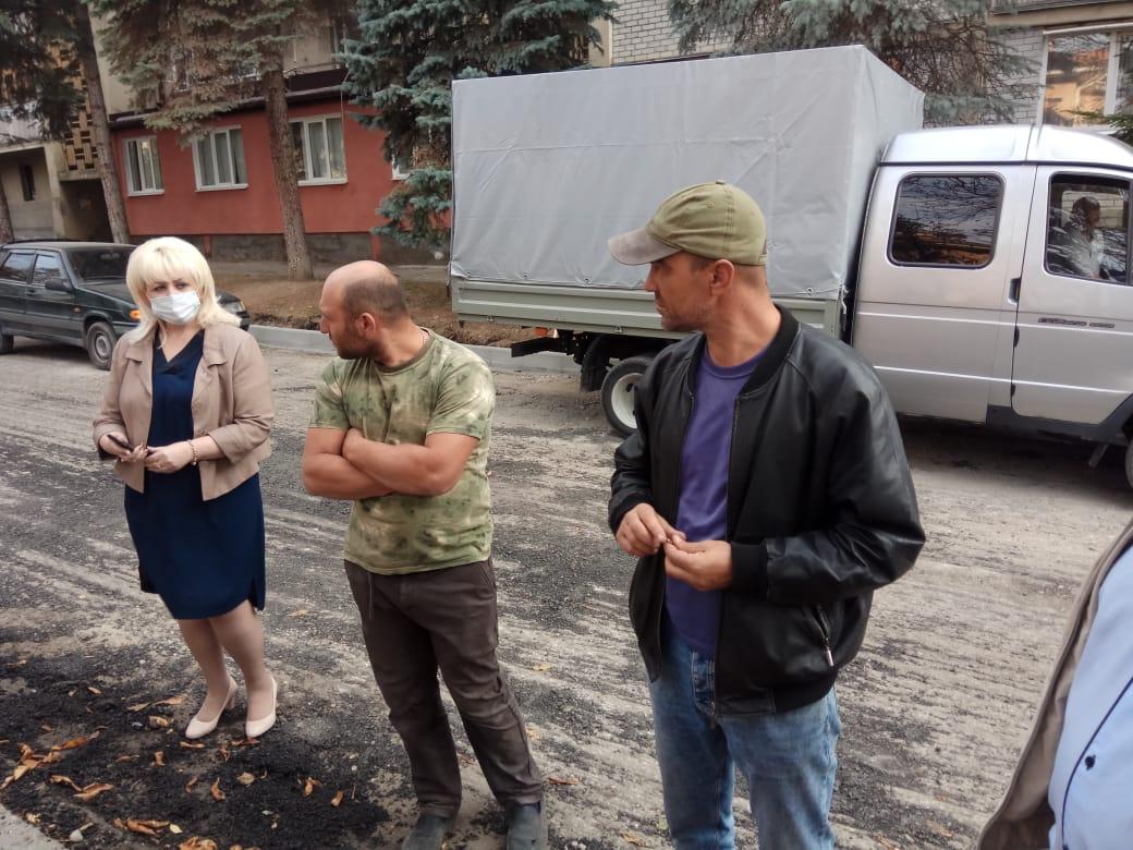 Кисловодские депутаты контролируют ремонт городских дорог